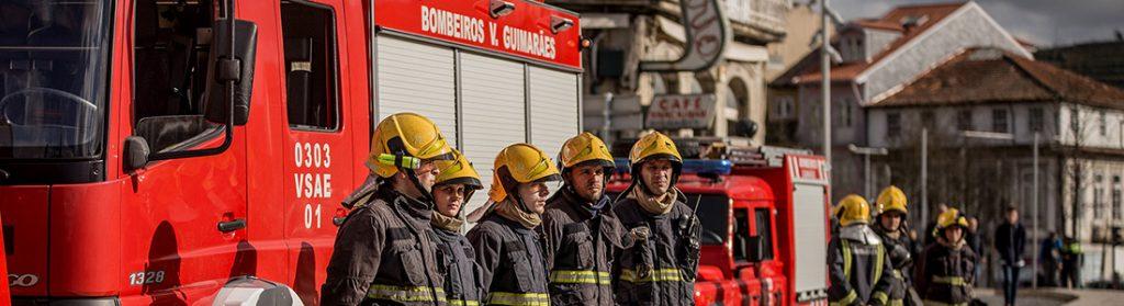 Bombeiros Voluntários de Guimarães